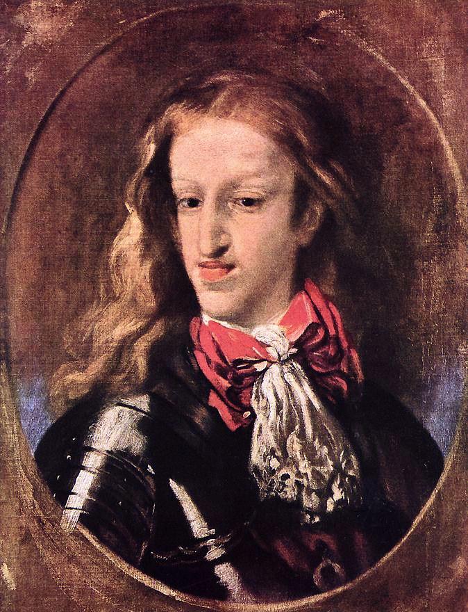 Painting of Charles V, Bernard van Orley (circa 1515–1516)