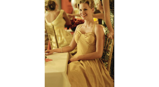 """Photograph of blond female character from Dirty Dancing Havana. from: PWCD - Texas abortion rights and """"Dirty Dancing"""""""